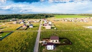 Виды на поселок