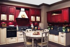 Ремонт кухни под ключ, с мебелью и техникой